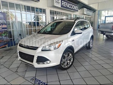 Foto Ford Escape SE Plus usado (2014) color Blanco precio $228,000