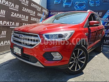 Ford Escape Titanium usado (2019) color Rojo Cerezo precio $410,000