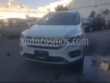Ford Escape Trend Advance usado (2017) color Blanco precio $299,000