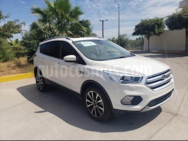 Ford Escape Titanium EcoBoost usado (2019) color Blanco precio $538,800
