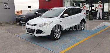 Ford Escape Titanium EcoBoost usado (2016) color Blanco precio $290,000