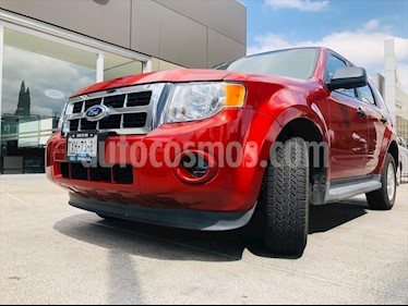 Ford Escape 2.5 XLS I4 AT usado (2012) color Rojo precio $138,000