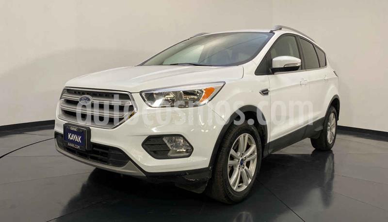 Ford Escape Trend Advance EcoBoost usado (2017) color Blanco precio $314,999
