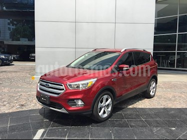 Ford Escape Trend Advance usado (2017) color Rojo Rubi precio $295,000