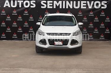 Ford Escape S usado (2016) color Blanco Oxford precio $229,000