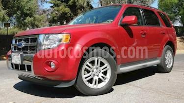 Ford Escape 5P LIMITED V6 TA F. NIEBLA usado (2012) color Rojo precio $159,000