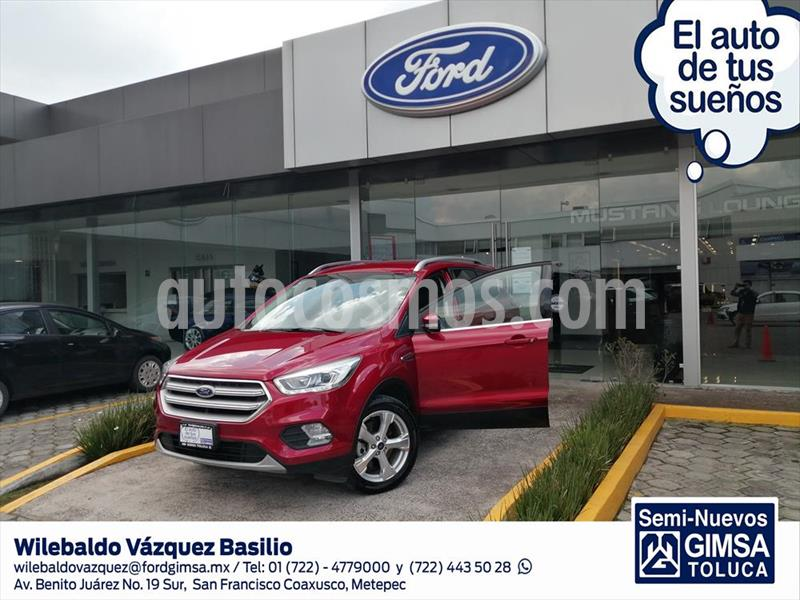 Ford Escape Trend Advance EcoBoost usado (2019) color Rojo precio $340,000