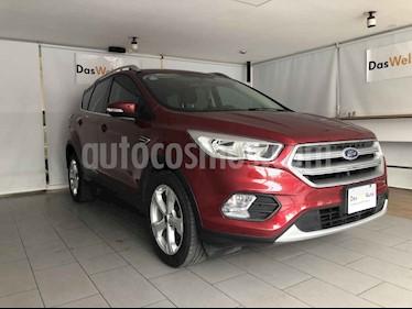 Ford Escape 5p Trend L4/2.5 Aut usado (2018) color Rojo precio $290,000