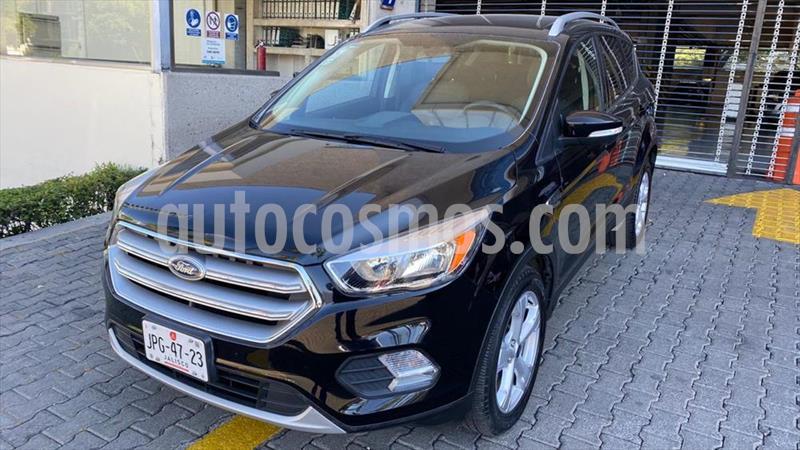 Ford Escape Trend Advance usado (2017) color Negro precio $339,000