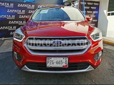 Ford Escape Titanium usado (2017) color Rojo Rubi precio $325,000