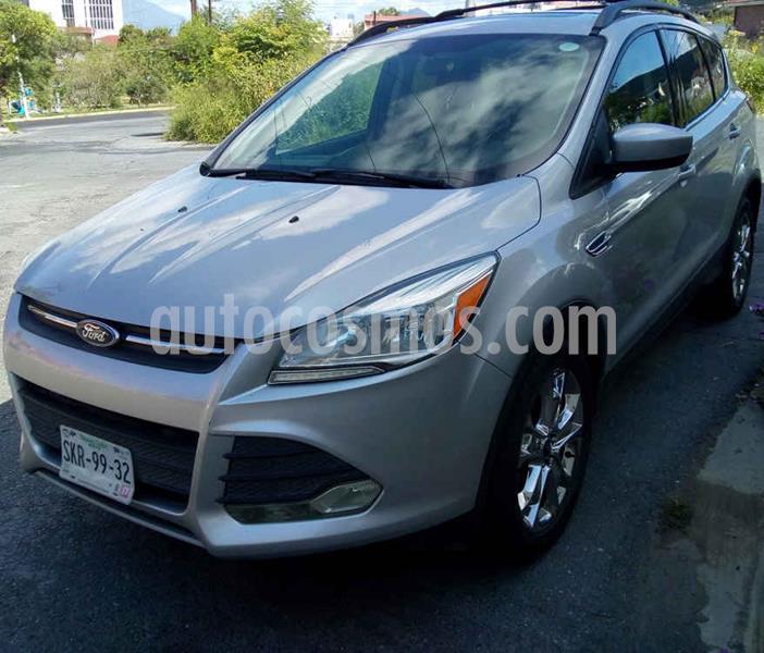 Ford Escape SE Plus usado (2014) color Plata precio $205,000