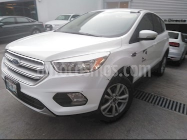 Ford Escape S Plus usado (2017) color Blanco precio $245,000
