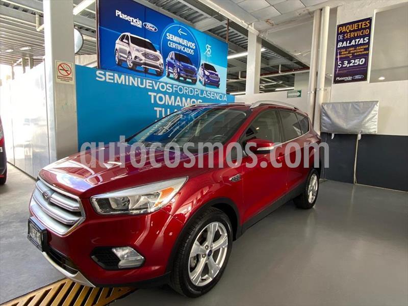 Ford Escape TREND ADVANCE 2.5L usado (2017) color Rojo precio $289,900