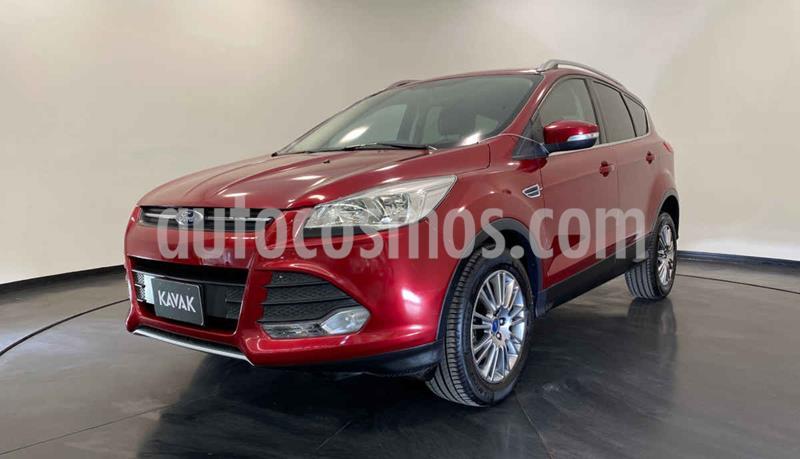 Ford Escape Trend Advance usado (2015) color Rojo precio $247,999