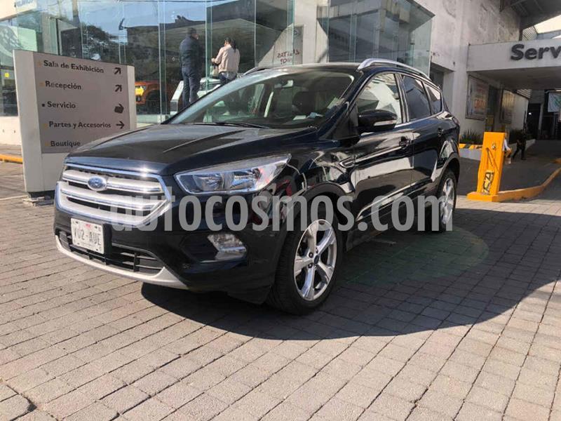 Ford Escape Trend Advance EcoBoost usado (2018) color Negro precio $330,000