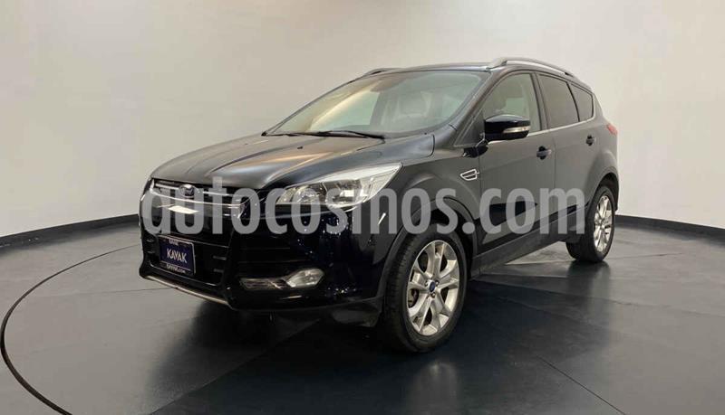 Ford Escape Titanium EcoBoost usado (2016) color Negro precio $297,999