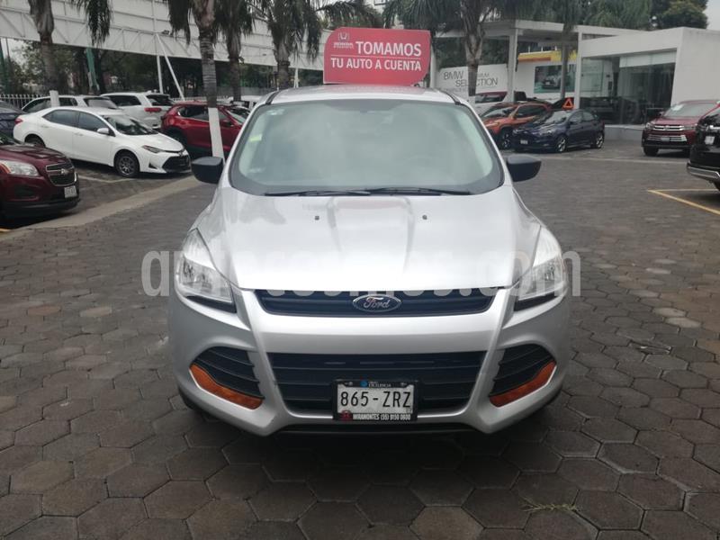 Ford Escape SE Plus usado (2014) color Plata Estelar precio $203,000