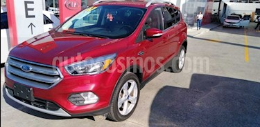 Ford Escape Trend Advance EcoBoost usado (2017) color Rojo precio $309,900
