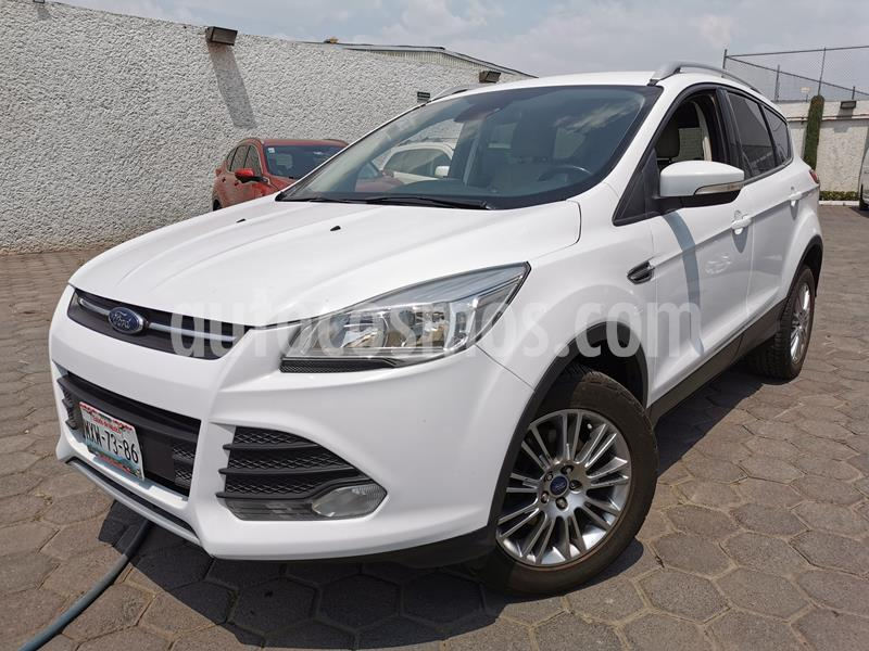 Ford Escape Trend Advance usado (2016) color Blanco Oxford precio $260,000
