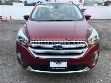 Ford Escape Trend Advance usado (2019) color Rojo precio $385,000