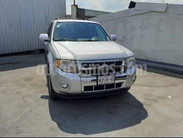 Ford Escape 5P LIMITED PLUS V6 TA QC PIEL F. NIEBLA usado (2012) color Plata precio $150,000