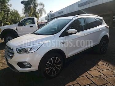 Ford Escape TITANIUM ECOBOOST 2.0L usado (2018) color Blanco precio $385,000