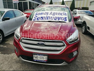 Ford Escape Trend Advance usado (2017) color Rojo precio $305,000
