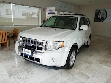 Ford Escape Limited usado (2011) color Blanco precio $145,000