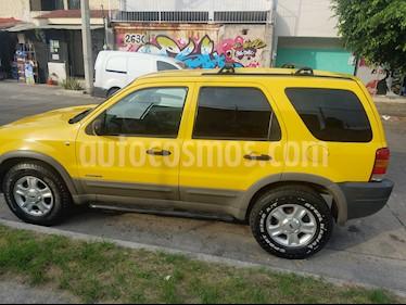 foto Ford Escape T XLT  usado (2001) color Amarillo precio $65,000