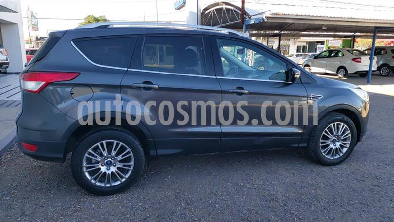 Ford Escape S Plus usado (2015) color Gris Oscuro precio $230,000