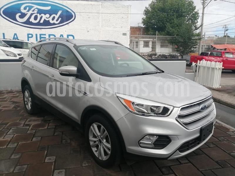 Ford Escape S Plus usado (2017) color Plata precio $268,000