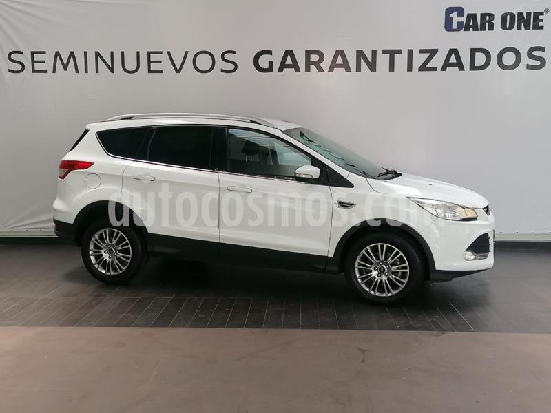 Foto Ford Escape S usado (2016) color Blanco Oxford precio $219,900
