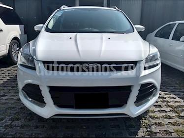 Ford Escape TREND ADVANCE 2.5L usado (2015) color Blanco precio $210,000