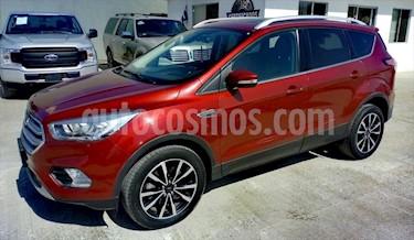 Ford Escape Titanium EcoBoost usado (2018) color Rojo precio $390,000