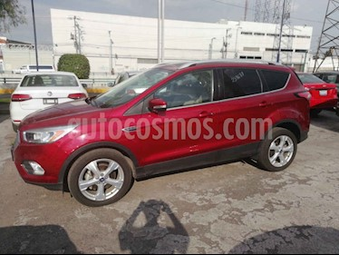Ford Escape Trend Advance usado (2017) color Rojo precio $319,000