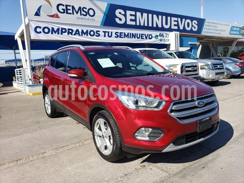 Ford Escape Trend Advance usado (2019) color Rojo precio $350,000