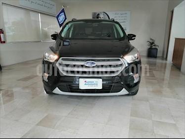 Ford Escape Trend Advance EcoBoost usado (2017) color Negro precio $315,000