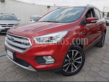 Ford Escape Titanium usado (2019) color Rojo Cerezo precio $445,000