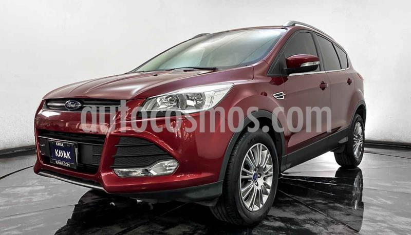 Ford Escape Trend Advance EcoBoost usado (2016) color Rojo precio $272,999