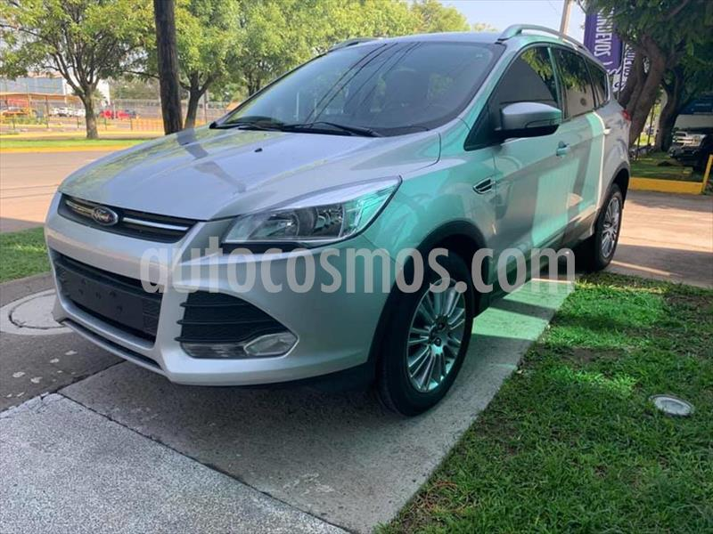 Ford Escape Trend Advance EcoBoost usado (2016) color Plata precio $259,000