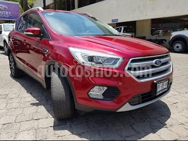 foto Ford Escape TITANIUM ECOBOOST 2.0L usado (2018) color Rojo precio $379,000
