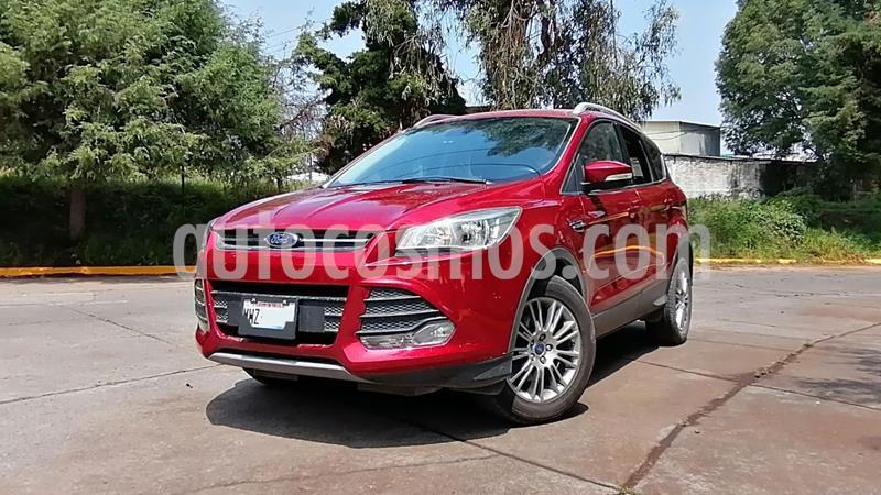 Ford Escape Trend Advance usado (2016) color Rojo precio $260,000