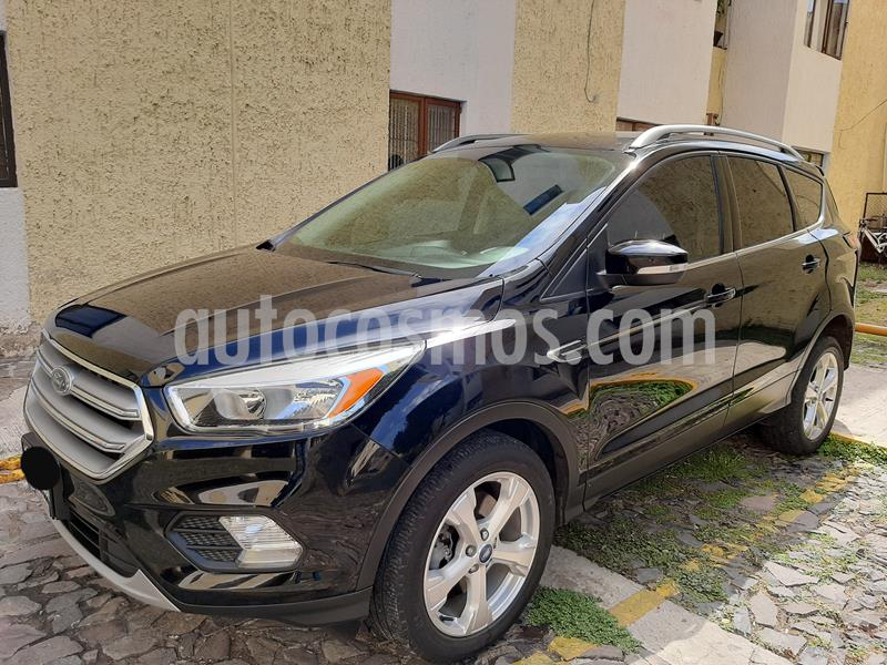Ford Escape Trend Advance EcoBoost usado (2017) color Negro precio $279,800