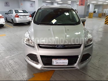 Foto Ford Escape Trend Advance usado (2016) color Plata Estelar precio $288,000