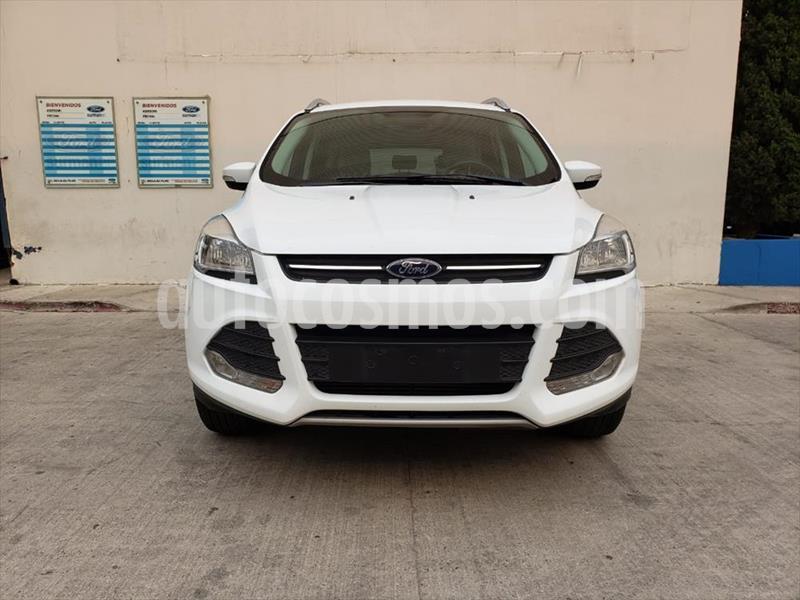 Ford Escape TREND ADVANCE 2.5L usado (2015) color Blanco precio $250,000