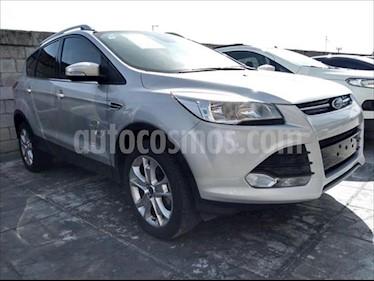 Ford Escape 5P TITANIUM L4/2.0 AUT ECOBOOST usado (2016) color Plata precio $339,000