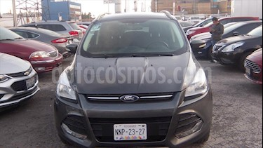 Ford Escape 5P TREND L4 2.0 AUT ECOBOOST usado (2015) color Gris Oscuro precio $225,000