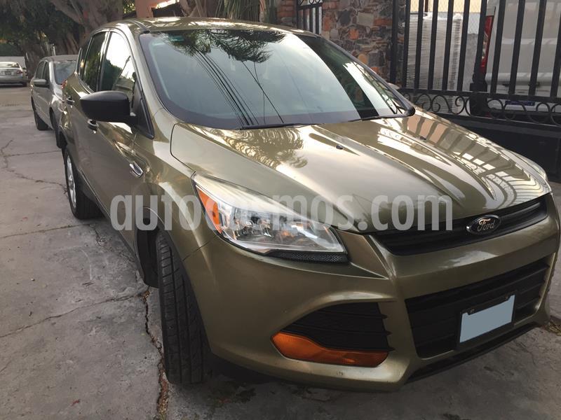 Ford Escape S Plus usado (2013) color Verde precio $162,000