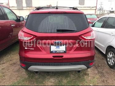 Ford Escape 5P TITANIUM 2.5 AUT usado (2014) color Rojo precio $190,000