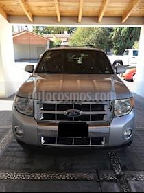 Ford Escape XLT 3.0L V6 usado (2009) color Plata precio $120,000